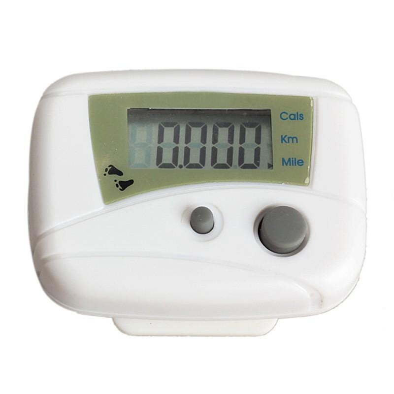 Portable LCD Digital Step Pedometer Walking Calorie Counter Distance Run Monitor(China (Mainland))