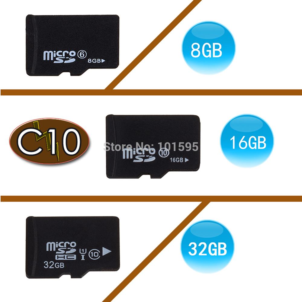Good Real Capacity High Speed Microsd Compact Flash TF Memoey Micro sd Card 4GB 8GB 16GB 32GB 64GB CLASS 10  Free Shipping(China (Mainland))