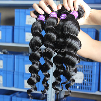 Free Shipping SunnyQueen hair products Cambodian virgin hair extensions loose wave curly 8-32inch 3pcs/lot cheap unprocessed