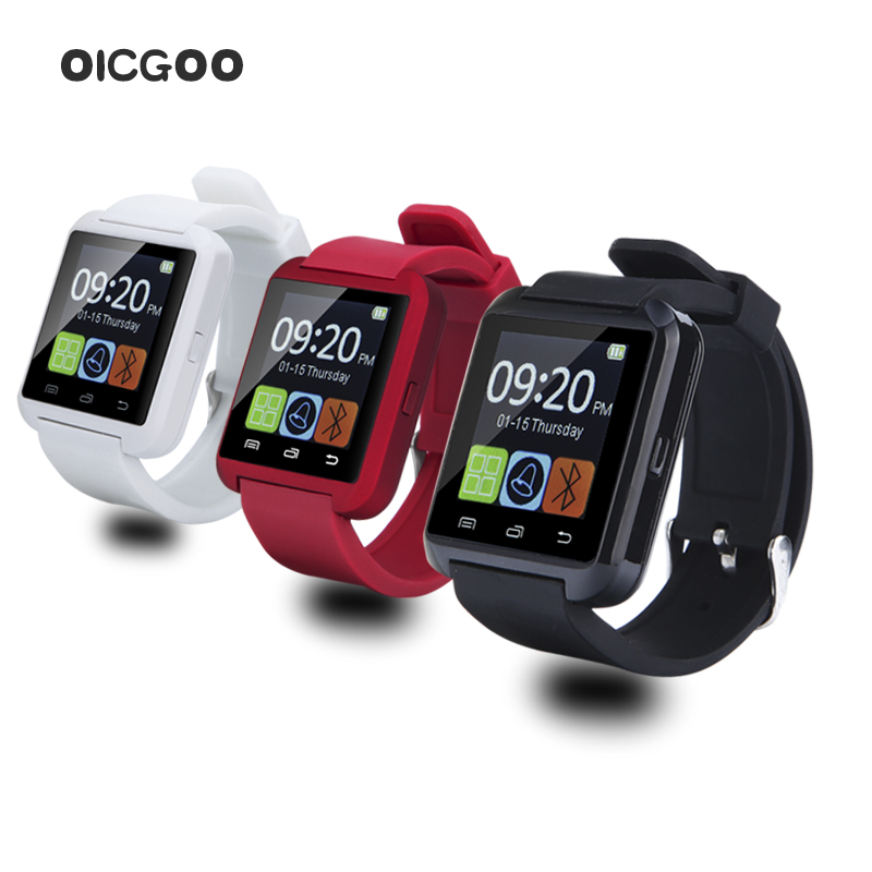 high quality Bluetooth Smart Watch A8 WristWatch digital sport watches for IOS A