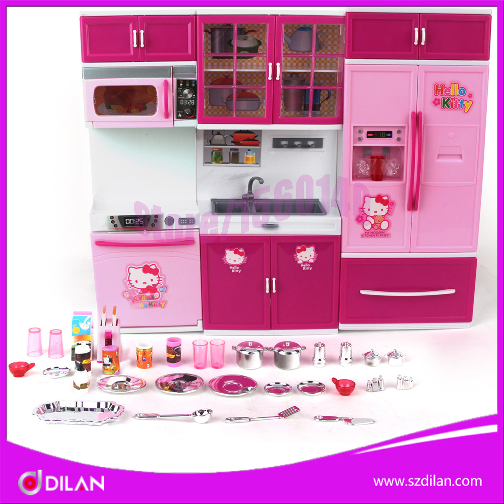 2015 renda child 39 s play kitchen toys kitchen toys happy for Kitchen set 2015