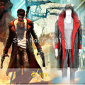 Hot Game Anime Devil May Cry V 5 Dante Cosplay Costume Adult Halloween Party Role play