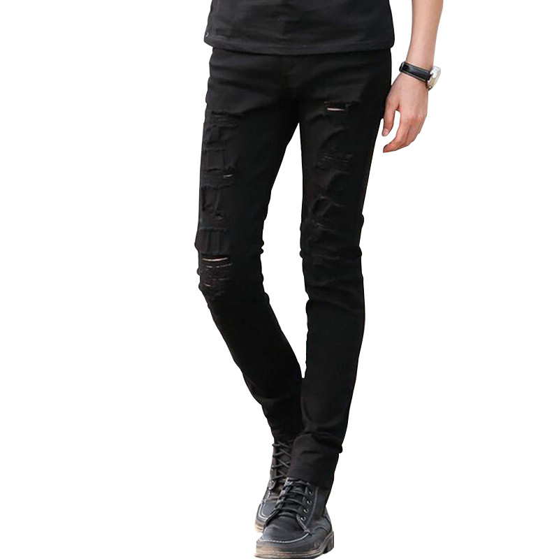Mens black super skinny jeans cheap – Global trend jeans models