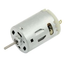 Promotion! 12V DC 6000RPM Torque Magnetic Mini Electric Motor for DIY Toys Cars(China (Mainland))
