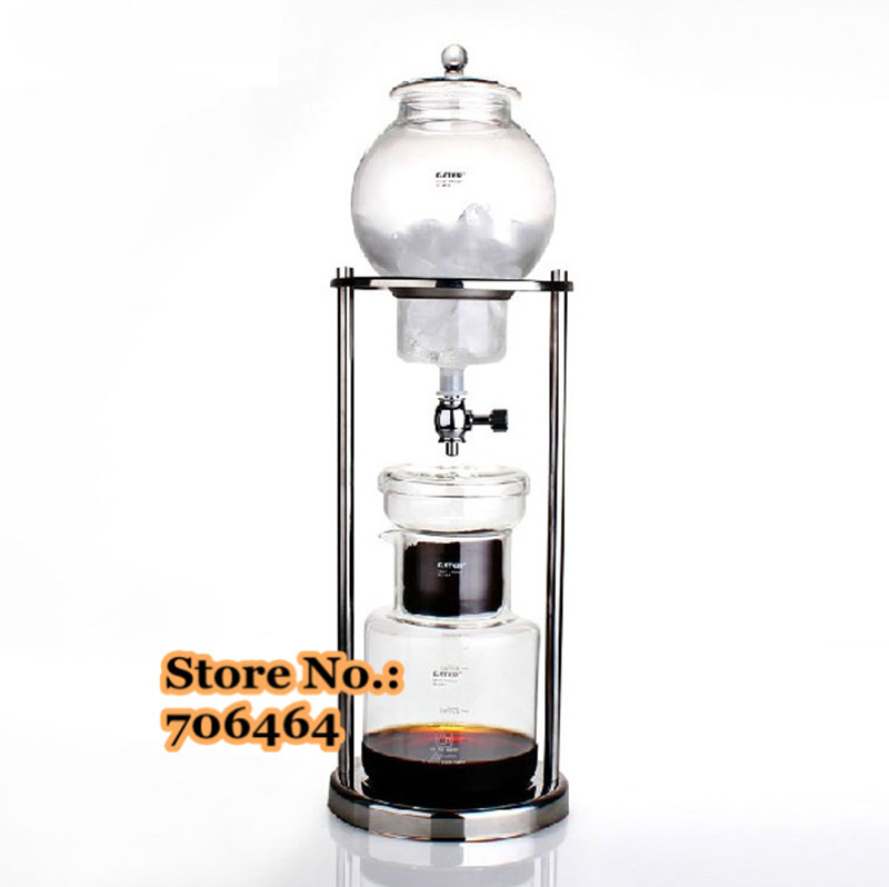 Free Shipping On Sale Water Ice Drip Coffee Maker Best