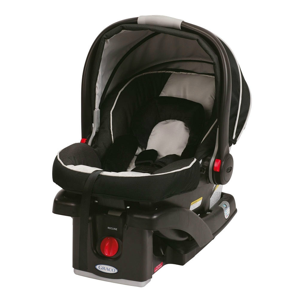 graco snugride click connect 35 infant car seat onyx in child car safety seats from mother. Black Bedroom Furniture Sets. Home Design Ideas