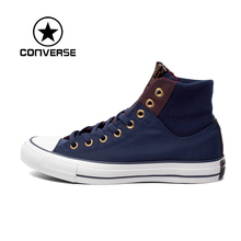 Original   Converse ALL STAR men's high-top Skateboarding Shoes sneakers free shipping