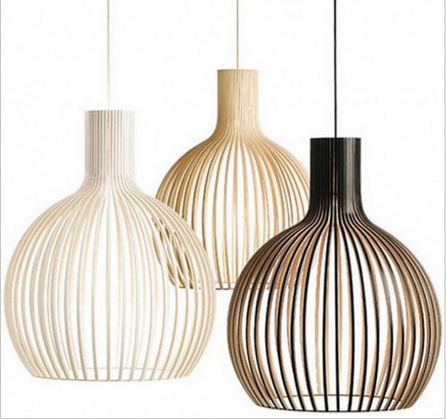 Фотография Webetop Modern Pendant Light Pendant Lamps with Bulbs LED NEW Pendant Light Iron Metal Lampshade LED Light Lighting Fixture