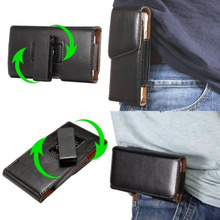 360 Rotation Leather Pouch Belt Clip bag For Oukitel K10000 Oukitel K6000 Oukitel U10 Phone Cases Cell Phone Accessory W2A05D(China (Mainland))