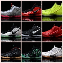 2016 New  High Quality Shoes White / Black Green Gym Red Cheap Mens Pearl Shoes Penny Hardaway Shoes For Sale Size US8~13(China (Mainland))