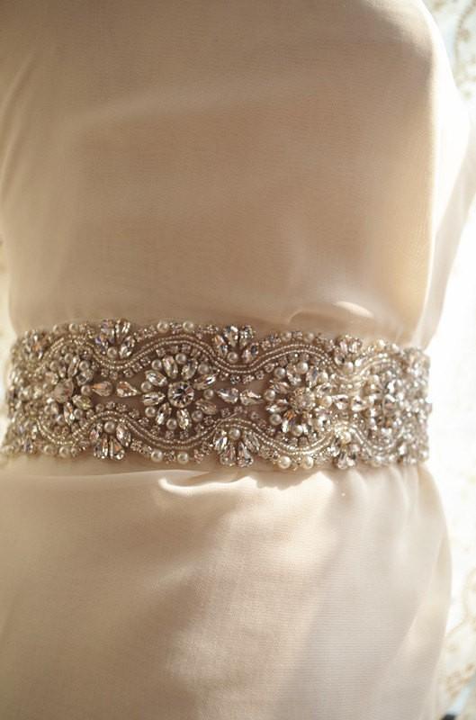 bridal-sash-belt-crystal-bead-trim-crystal-embellishment-sash (4)