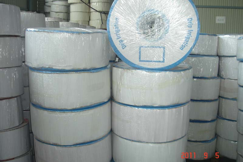 Drip Irrigation Tape with Double Line(China (Mainland))