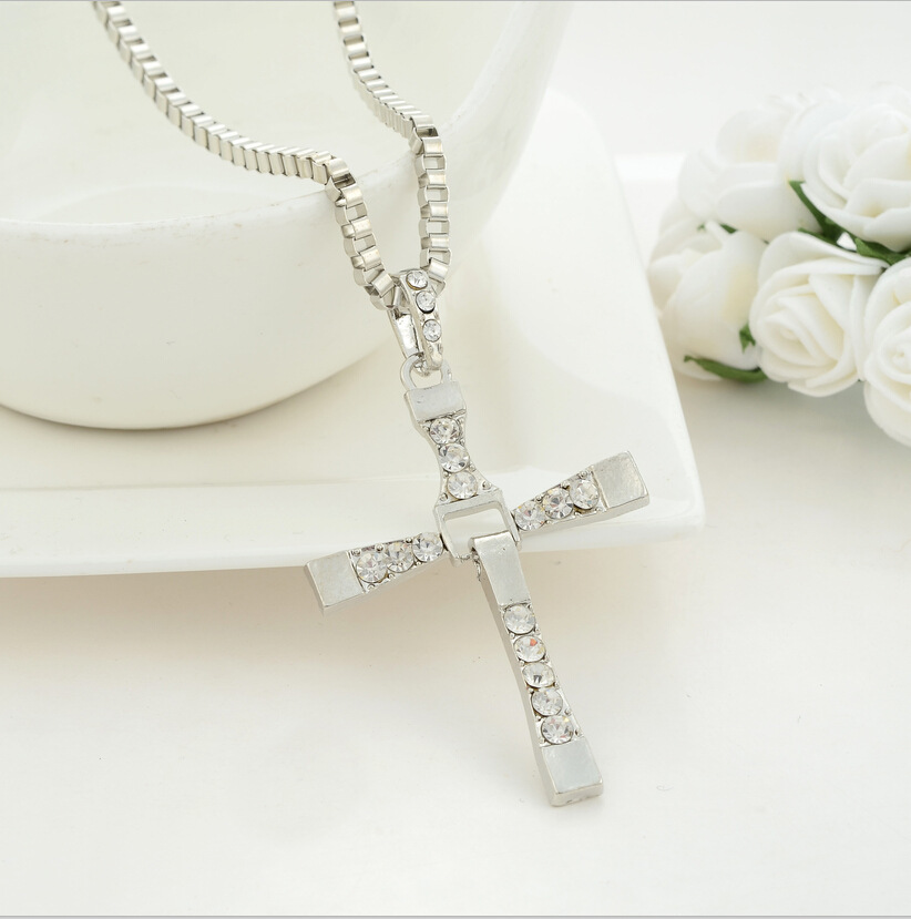 Hot New The Fast and Furious Toretto Cross Jewelry...