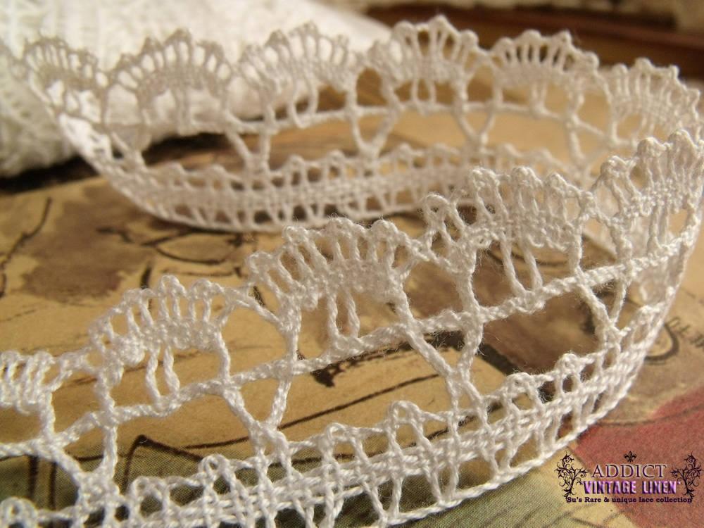 Scalloped Lace Trim Wholesale Lace Trim Handmade Scallop