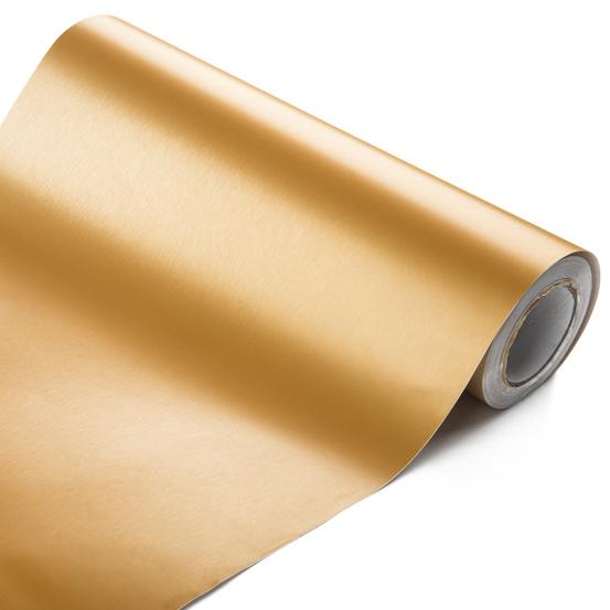 Oro cepillado textura de los clientes compras en l nea oro cepillado textura rese as sobre - Papel autoadhesivo pared ...