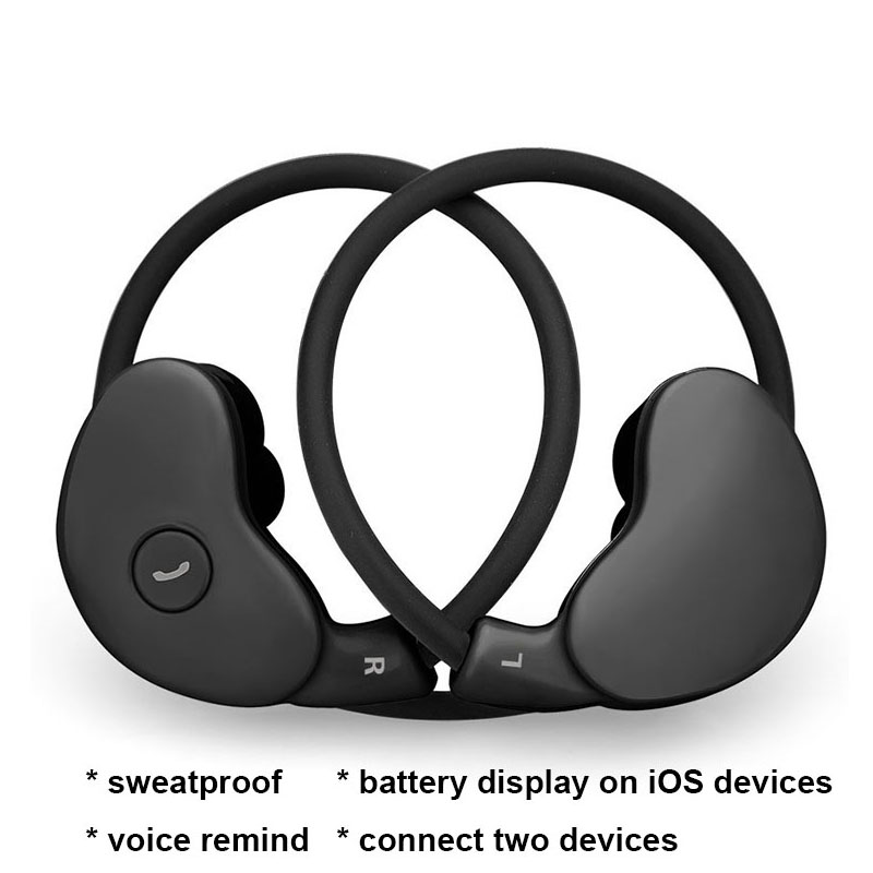 sweatproof voice sport earphones super bass headphone micro earpiece casque sans fil ear. Black Bedroom Furniture Sets. Home Design Ideas