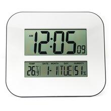 Часы с календарем настенные