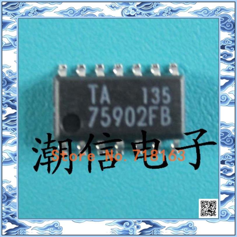 10 ШТ. 75902FB TA75902FB] [SOP-14 Марка акции оригинальная Нью- 10 шт c5664 [sop 8] марка акции оригинальная нью