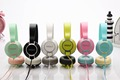 2016 KeeKa U 9 Headphone with Mic for Iphone 5 5s 6 6plus girls stereo earphone