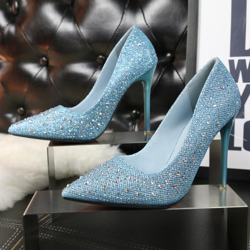 Channels Shoes Women Discount Red Bottom Heels Wedding Platform Wedges Chaussure Femme Talon Salto Alto Sexy High Heels Pink Cl(China (Mainland))