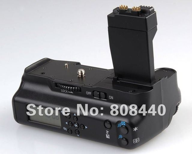 AP - E8II camera battery handle LCD LCD cell box 550 d 600 d