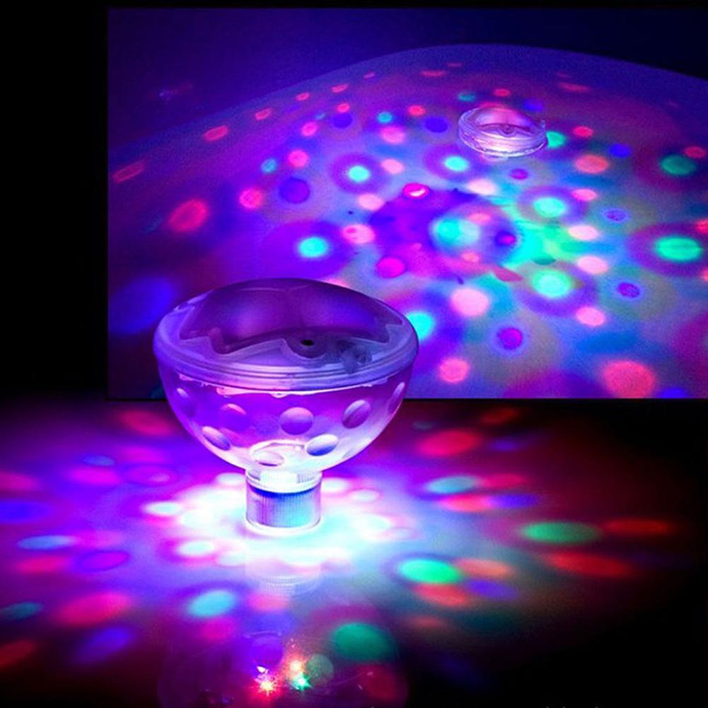 5 Patterns Glowing Underwater LED <font><b>Light</b></font> Dramatic Color Aquarium Glow <font><b>Light</b></font> <font><b>Show</b></font> Swimming Pool Disco Party Spa <font><b>Bath</b></font> Pond