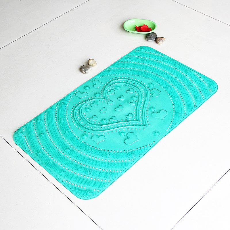 14.96*26.37in child bath mat pvc bath mats sucker bathrub(China (Mainland))