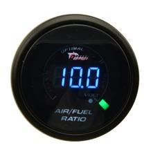 2″ 52MM Car Auto LED Analog Digital Air Fuel Ratio Gauge Meter