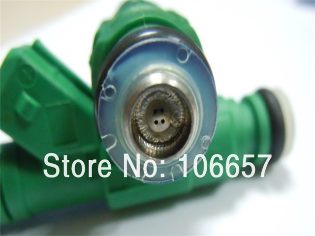 440cc Green Top High Impedance Fuel Injectors 0280155968,0280 155 968 For Volvo(China (Mainland))