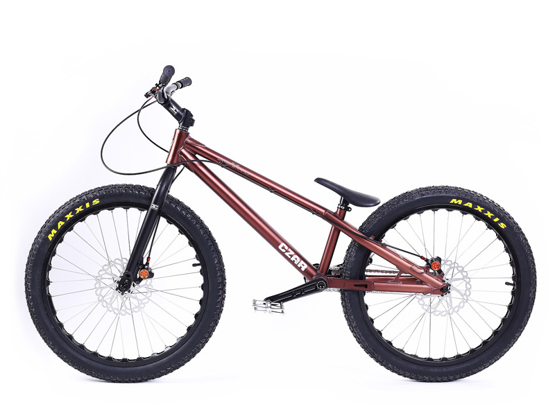 Bmx Bikes For Sale 24 Inch CZAR quot Street Trials Bike