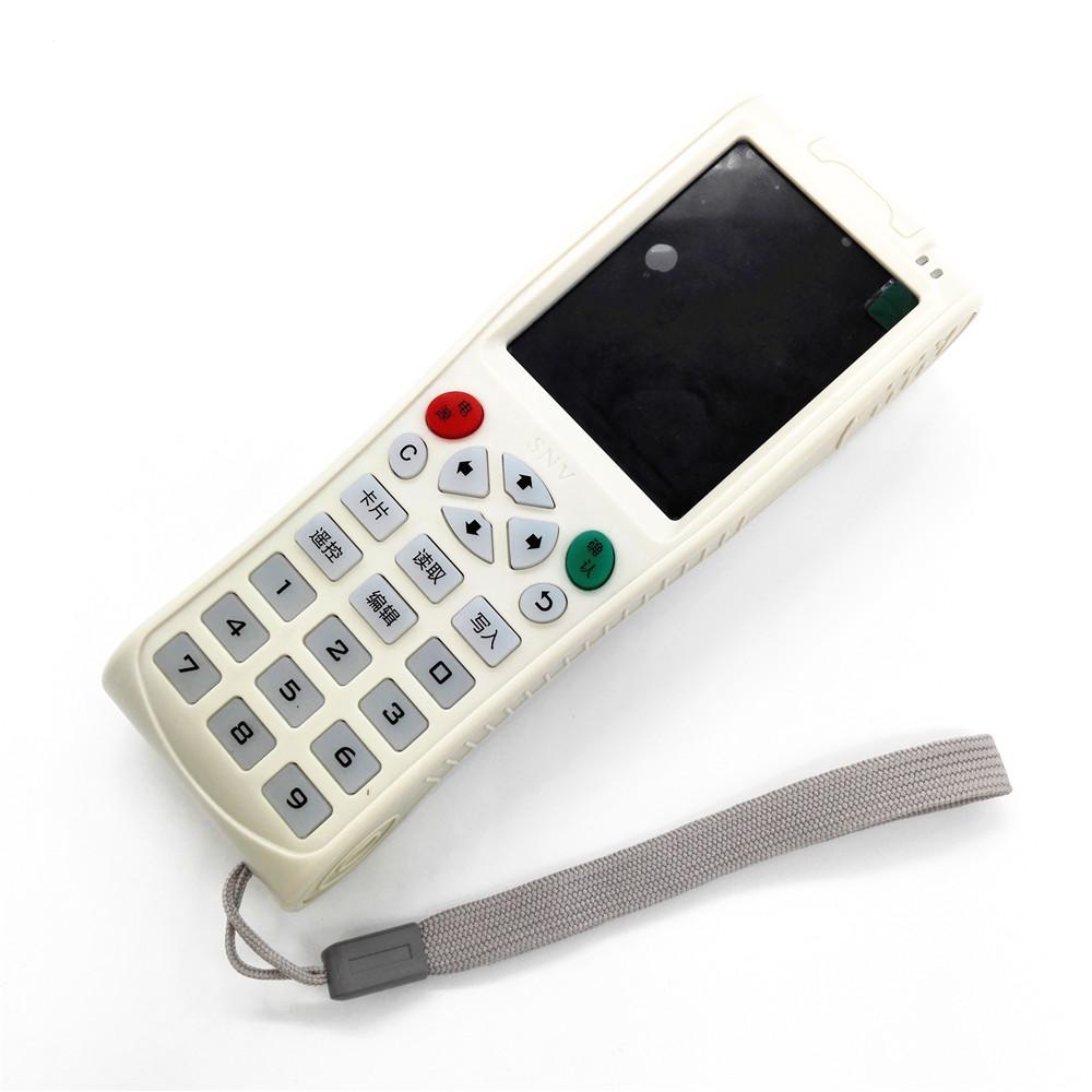 Newest iCopy 3 Full decode function Smart Card Key Machine RFID NFC Copier IC/ID Reader/Writer Duplicator(China (Mainland))
