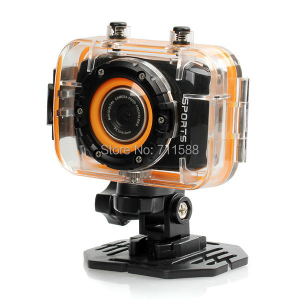 2014 Newest G260 Full HD 1080P 2.0 inch Screen Outdoor Waterproof Portable Sports Action Camera Cam Mini DV - Shenzhen VIP Electronic CO., LTD store