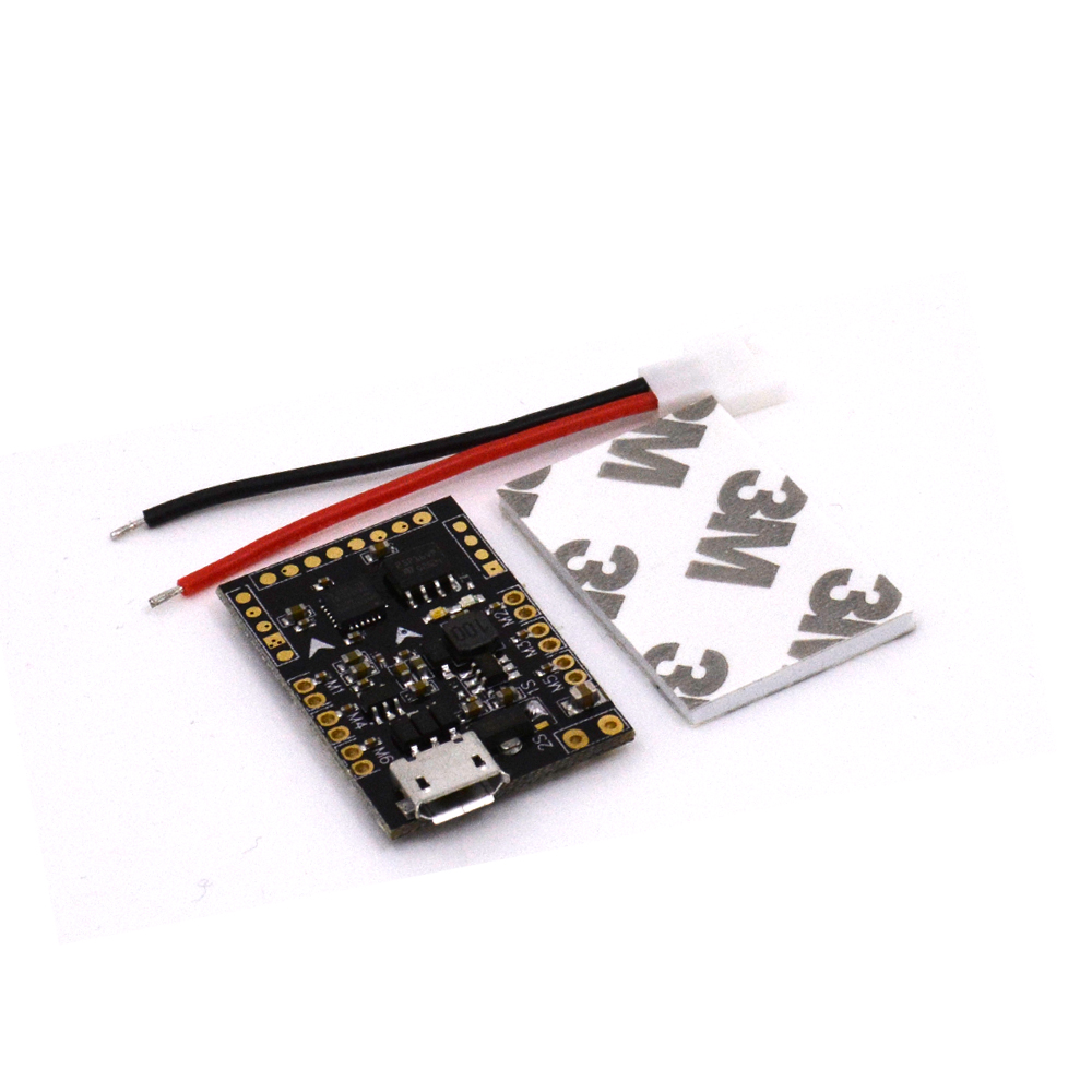 CC3D-BRUSH Brushed Flight Controller Board PWM PPMB SBUS for Coreless Tiny Drone