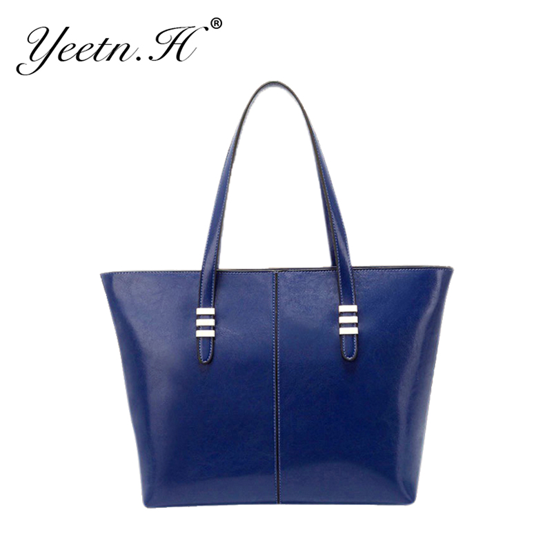 2016 New Arrival Casual Tote Genuine Leather Handbags Women Leather Handbags Fashion Shoulder Bag/wholesale M5642(China (Mainland))