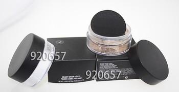 4PC Powder Maquiagem Mineral Perfecting Finishing Powder Setting Powder Foundation brand makeup Loose Powder Free Shipping