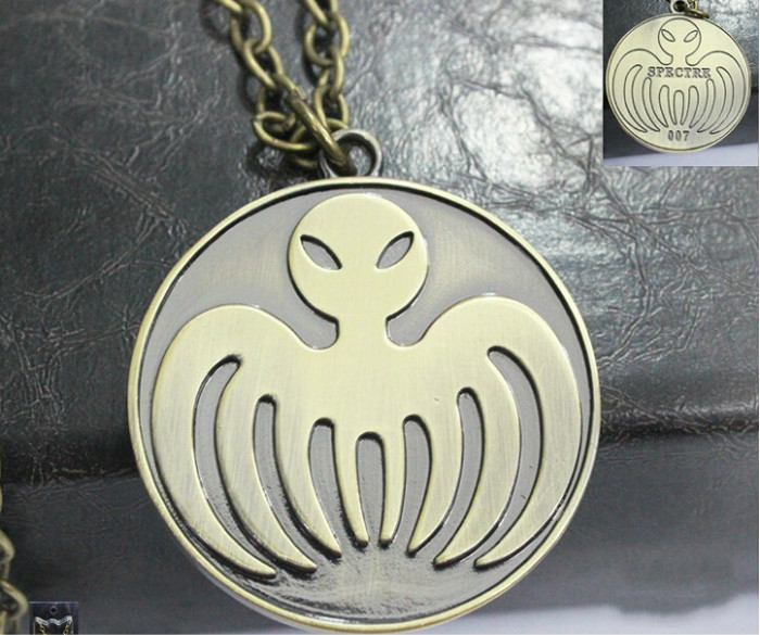 American Movie Star Wars Latest style Logo necklace Metal Alloy Movie pendant For Men Gift Necklace Top Quality 2 Style(China (Mainland))