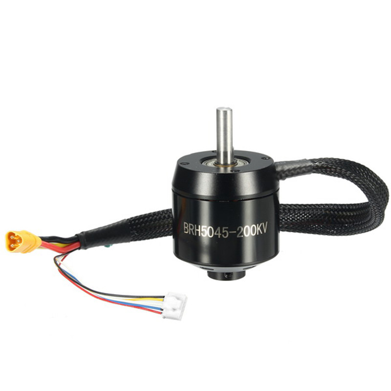 Free Shipping Racerstar 5045 BRH5045 200KV 6-12S Brushless Motor Electric Motor RC Motor For Balancing Scooter(China (Mainland))