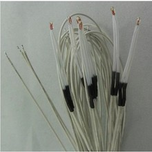 10Pcs/lot 100K ohm NTC 3950 Thermistors with cable for 3D Printer Reprap Mend Free Shipping