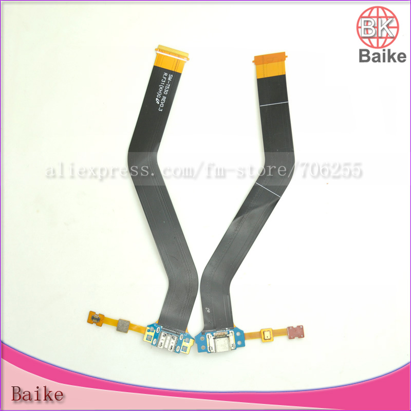 For Samsung Galaxy Tab 4 10.1 T530 T531 T535 Charger Charging Port Dock Plug Connector Flex Cable(China (Mainland))