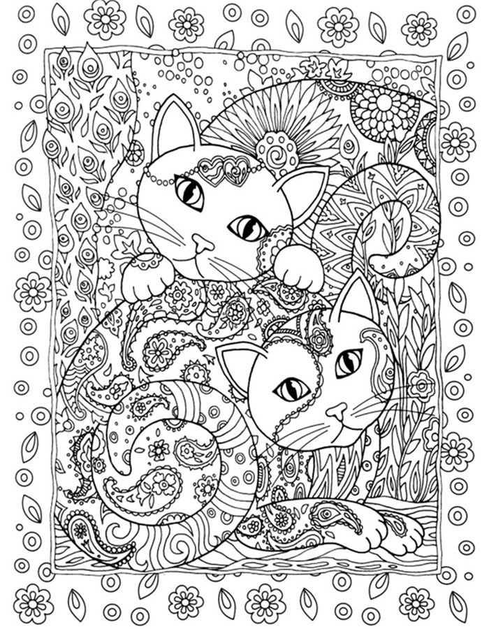 24 Pages 185x21cm Colouring Book Creative Haven Creative