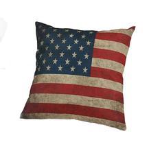 National Flag Pillow Case Throw Cushion Cover