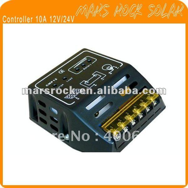 10A 12V/24V PWM Intelligent solar charge and discharge controller---under promotion!!!!!(China (Mainland))