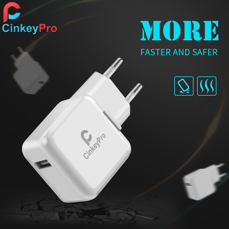 USB Charger for Phone Smart Wall Adapter 5V 2A EU Plug Device Mobile Fast Charging for iPhone5 6 S iPad Samsung lg g3 CinkeyPro(China (Mainland))