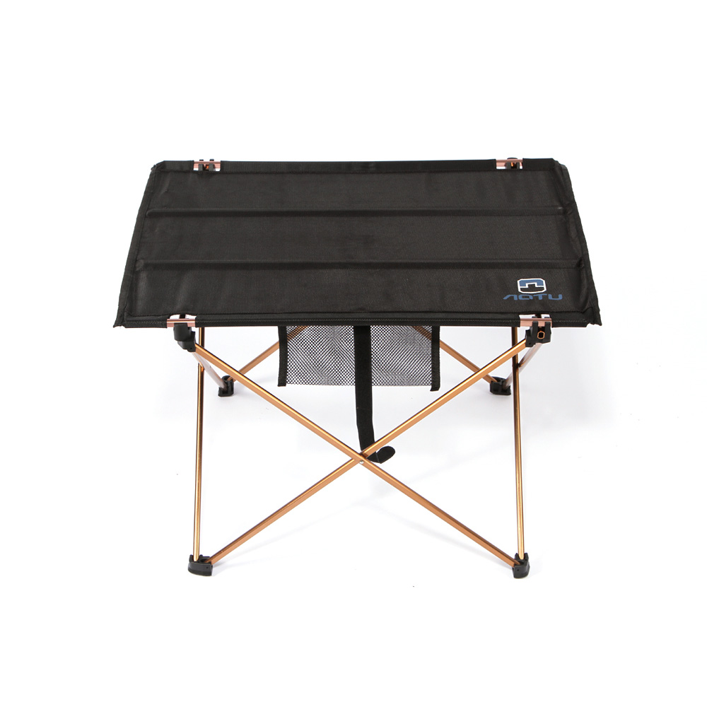 New Aluminium Alloy Portable Folding Table Foldable Picnic Desk for Outdoor Camping Ultra-light 690g 7075(China (Mainland))