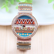 – colección de la nueva llegada del reloj de moda colorido de acero inoxidable reloj para mujer relojes de vestir – envío gratis