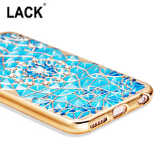 "Buy Luxury Bling Diamond Case iphone 6 Case iphone 6S 6 Plus i6 4.7/5.5"" Soft Silicone Thin Cover Electroplating Phone Cases for $2.54 in AliExpress store"