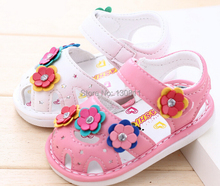 Hot sale Baby Girls Sandals 11-13cm 2015 summer New arrival Princess Sandals baby Sandals for girls Toddler  baby  sandals(China (Mainland))