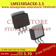 Smart Electronics Integrated Circuit LMS1585ACSX-1.5 IC REG LDO 1.5V 5A TO263 1585 LMS1585 - Chips Store store