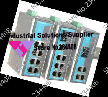 EDS-305-M MO-XA 5 Non Network Management Type Industrial Ethernet Switch Multimode 1 Light 4(China (Mainland))