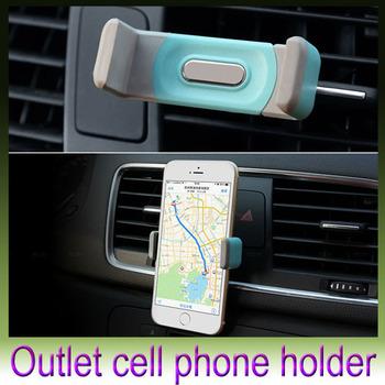 автомобильное устройство держатель для освежителя воздуха, телефона, навигатора подходит для различных электронных приборов